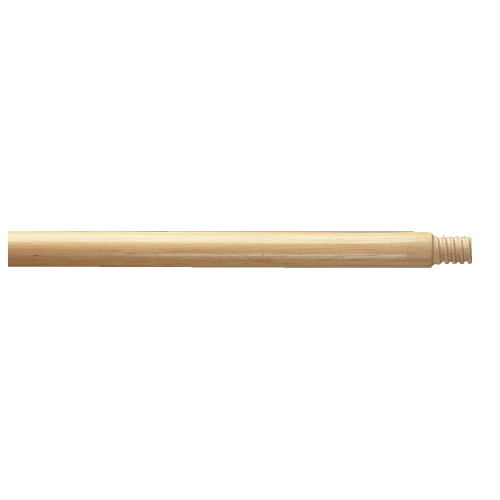 Threaded End Broom Handle