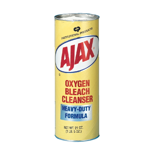 Ajax? Heavy-Duty Oxygen Bleach Powder Cleanser (Calcite Base)