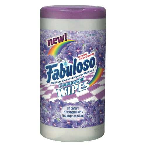 Fabuloso® Commercial-Strength Wipes