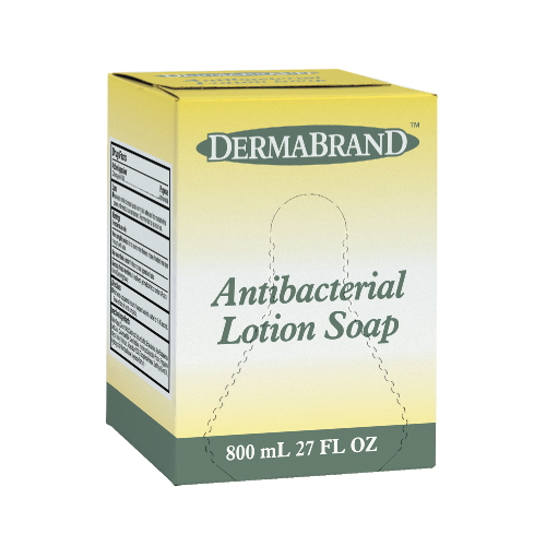 Antibacterial Lotion Soap