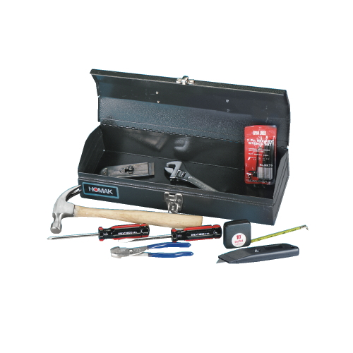 16-Piece Light-Duty Office Tool Kit
