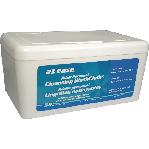 At Ease® Adult Personal Pre-Moistened Wipes