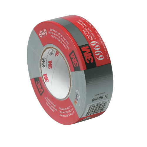 3M™ Polyethylene-Coated Cloth Duct Tape