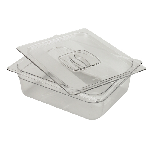 COLD FOOD PANS & COVERS