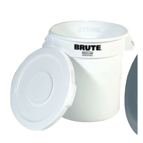 Brute® Round Containers and Lids