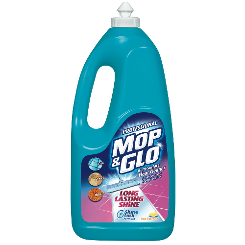 Professional MOP & GLO® TRIPLE ACTION™ Floor Shine Cleaner