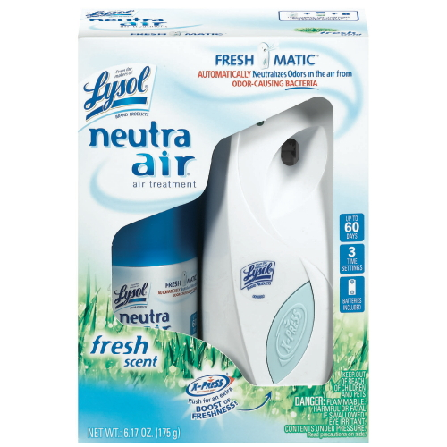 NEUTRA AIR® FRESHMATIC® Air Treatment Starter Kit