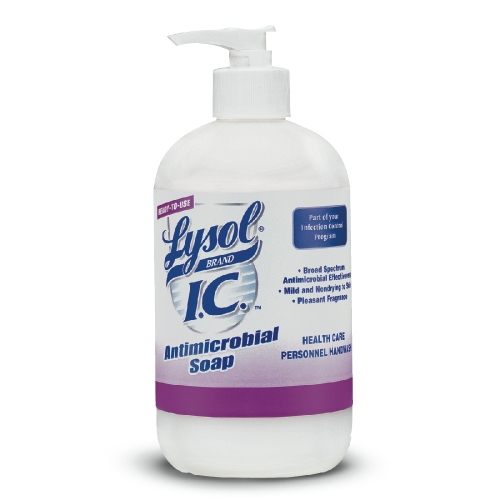 LYSOL® Brand. I.C.™ Antimicrobial Soap